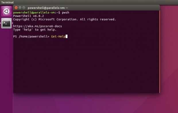 PowerShell on Ubuntu