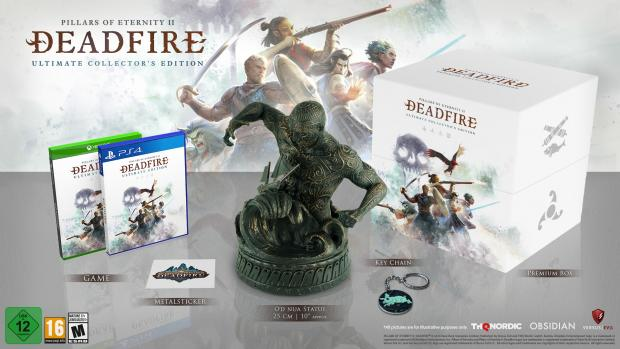 Pillars of Eterniry II: Deadfire Collector's Edition