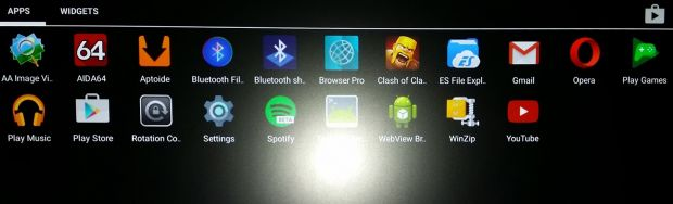 RaspAnd's Desktop