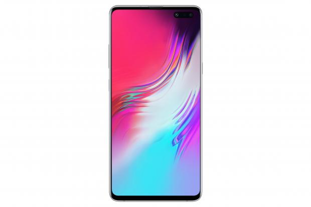 Galaxy S10 5G front