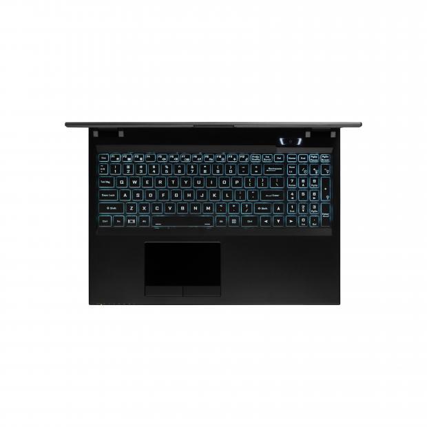 Adder WS laptop keyboard