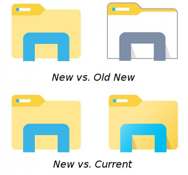 This Is the New File Explorer Icon That Could Launch in