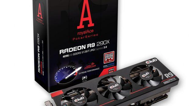 Radeon 290x driver