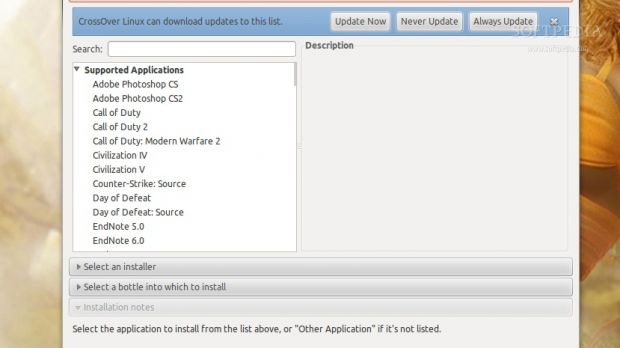 CrossOver Linux 11 3 Fixes Excel in Ubuntu 12 04