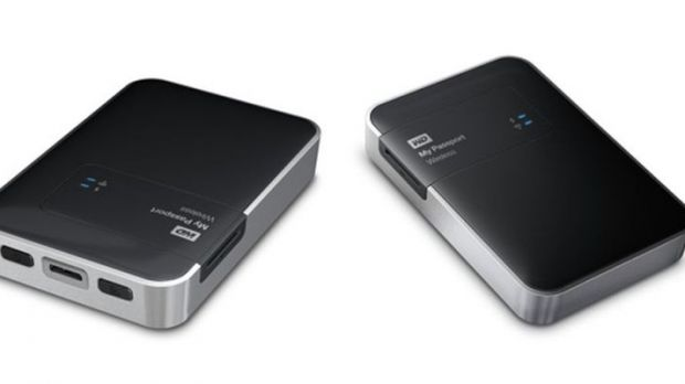 Download New Firmware for WD My Passport Wireless Storage