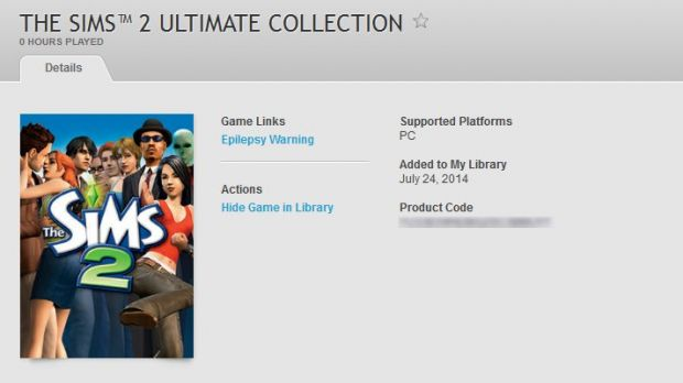 Free The Sims 2 Ultimate Collection Offered to All Origin