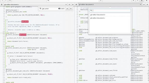 GNOME Builder IDE Gets a Massive Update in GNOME 3 16 1