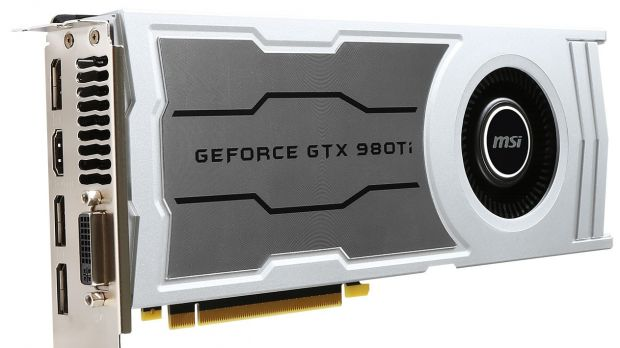 GeForce GTX 980Ti V1 Graphics Card Unveiled by MSI