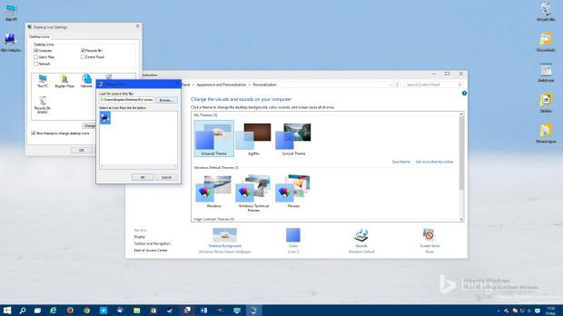 Fine How To Change The Ugly Windows 10 Icons Home Interior And Landscaping Analalmasignezvosmurscom