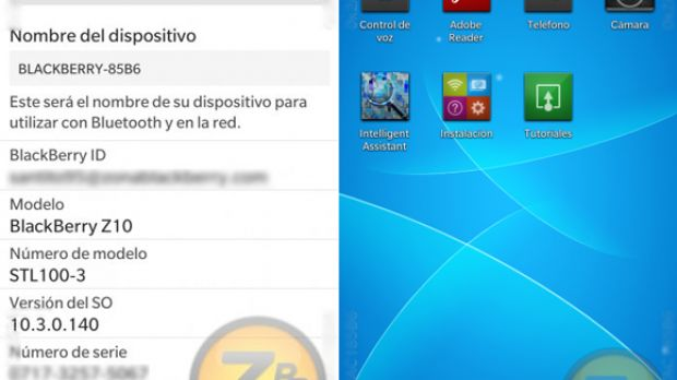 Leaked Screenshots Detail Upcoming BlackBerry OS 10 3 Features