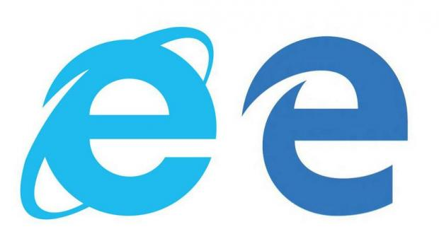 Edge Vs Explorer >> Microsoft Edge Browser S Icon Looks Strikingly Similar To