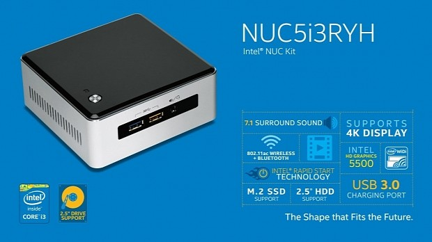 New BIOS for Some of Intel's NUC Kits - Download Version 0249