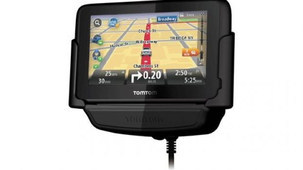 TomTom PRO 7150 5-Inch Truck GPS Navigator