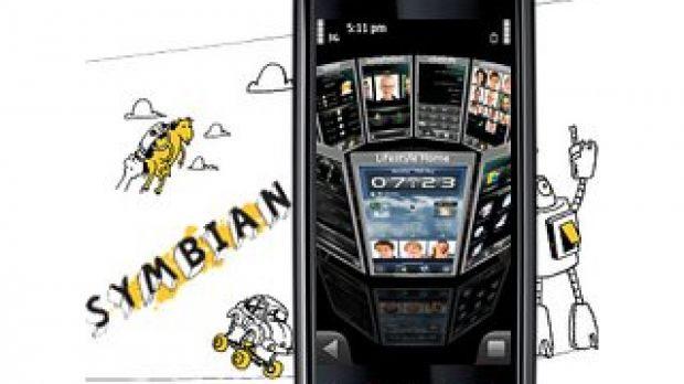 spb mobile shell 3.5 symbian s60 5th edition