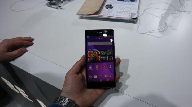 Sony Preps Firmware 17 1 1 A 0 402 for Xperia Z2