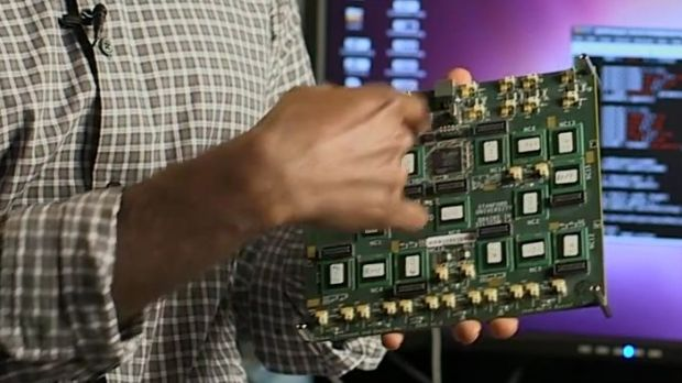 Printed Circuit Board Based on Human Brain Is 9,000 Times