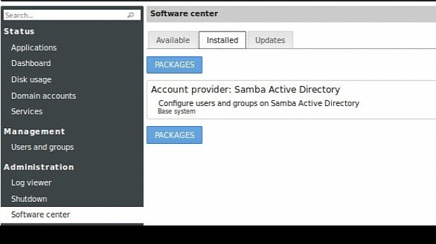 CentOS-Based NethServer 7 Linux Adds Active Directory