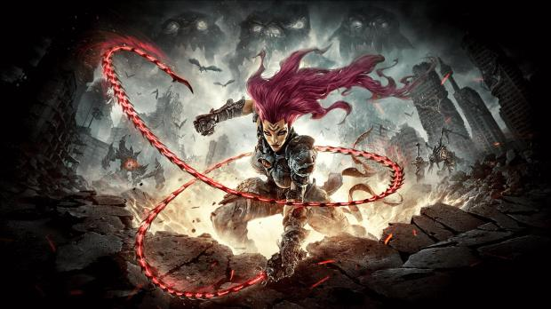 Darksiders III Game Ready Driver Is Up for Grabs - Get GeForce 417 01