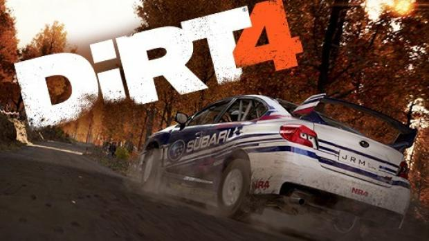 DiRT 4 Racing Video Game Is Now Available on Steam for Linux