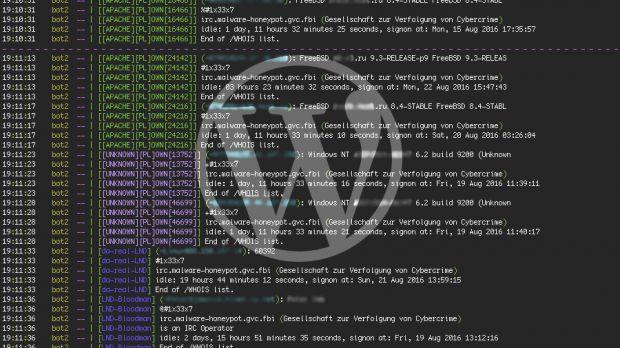 German Man Behind IRC-Controlled WordPress Botnet