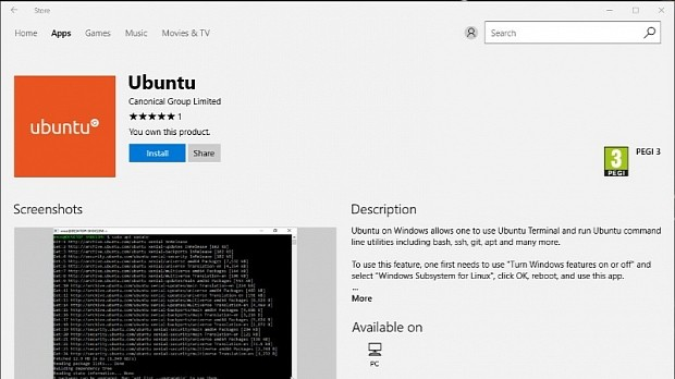Here's How to Upgrade Your Old Ubuntu-on-Windows Install to
