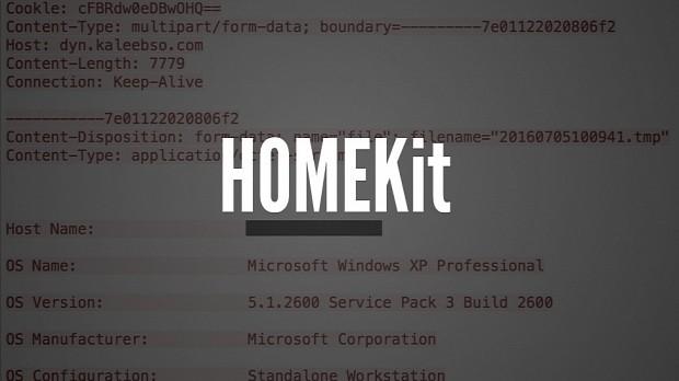 HOMEKit Office Exploit Generator Links Five Cyber-Espionage