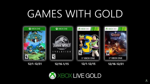 Xbox Gold Games February 2020.Microsoft Reveals New Xbox Games With Gold For December 2019