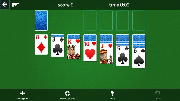 Microsoft's Famous Solitaire Game Launches on Android and iOS