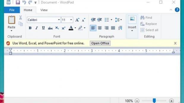 Libre Office Outlook