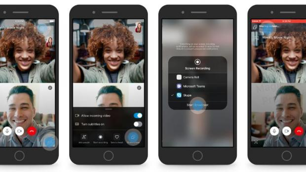Microsoft is working on a new mobile feature that would allow Skype users on Android and iOS to share their screens during a call.