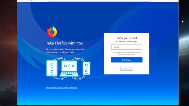 Firefox Download Settings