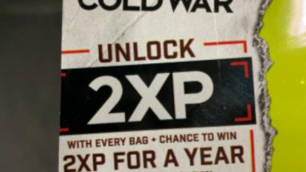 Next Call Of Duty Game Leaked By A Bag Of Doritos