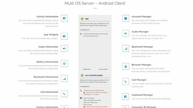 OmniRAT Lets Hackers Control Android Phones, Windows, Mac, and Linux PCs
