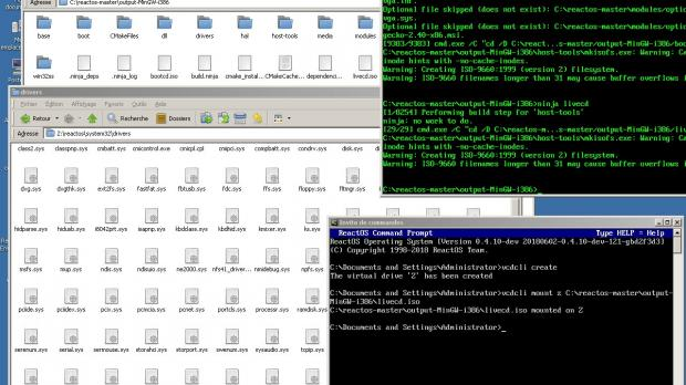 ReactOS 0 4 9 Officially Released with Self-Hosting