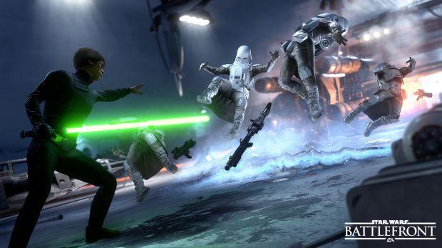 Star Wars Battlefront Patch 1 03 Is Live Game Balance Improved