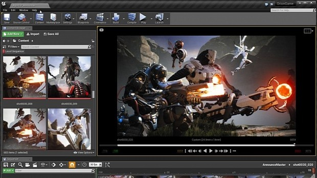 Unreal Engine 4 13 Launches with Many New Rendering Features