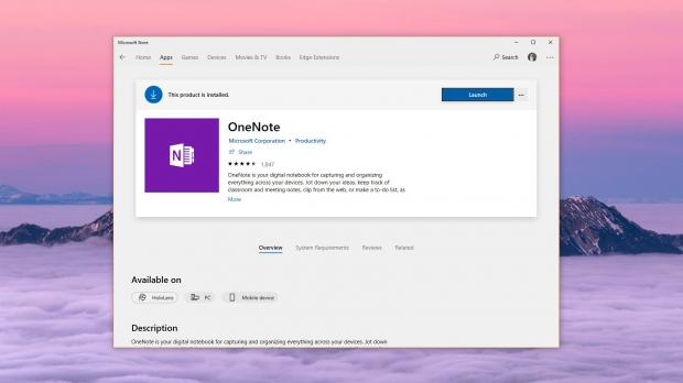 Users Blast Microsoft for Making OneNote UWP the New Default