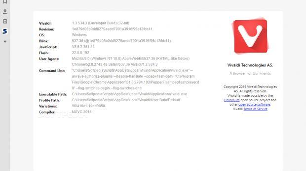 Vivaldi Gets Built-in WebRTC IP Leak Protection