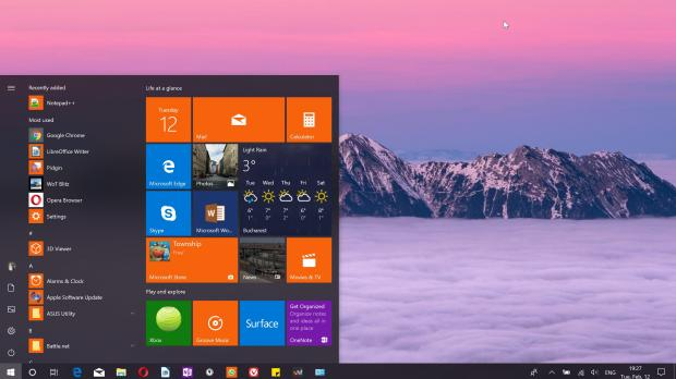 It's Patch Tuesday, so Microsoft has just shipped new cumulative updates for Windows 10, basically releasing security improvements for all versions of its operating system.