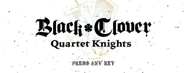 Black Clover: Quartet Knights Review (PC)