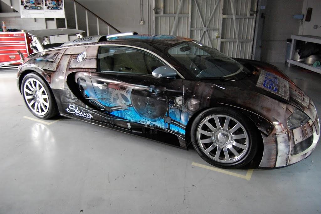 Race Car Wrap Printer