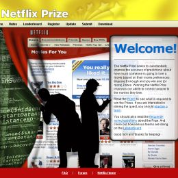 $1 Million Netflix Prize for Movie Recommendation Systems Revamp