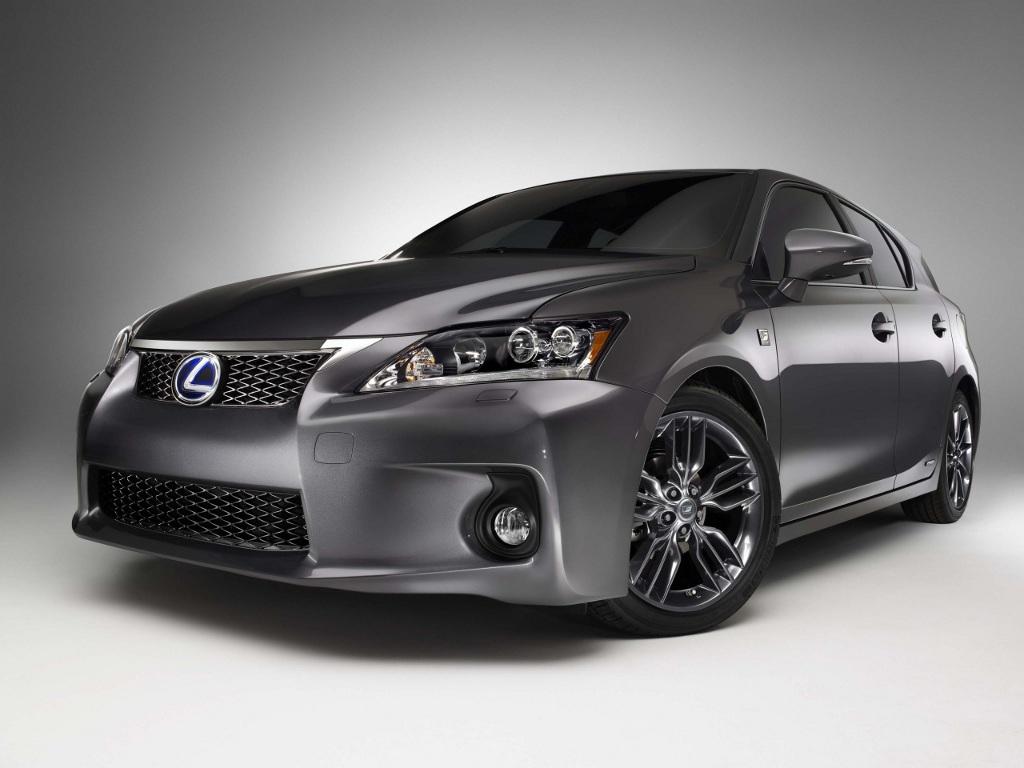 Lexus Ct F Sport >> 2012 Lexus Ct 200h F Sport Special Edition Unveiled