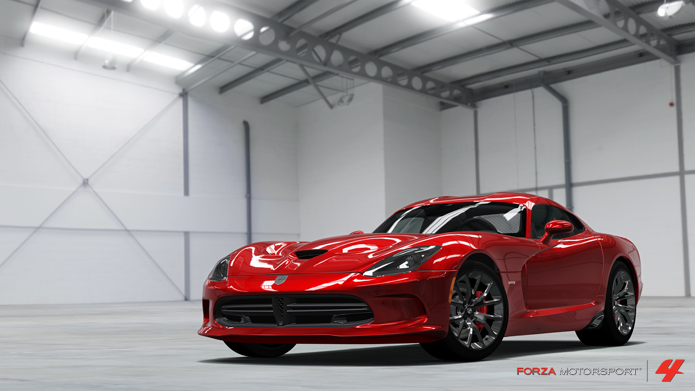 2013 dodge srt viper coming to forza motorsport 4 as dlc in summer