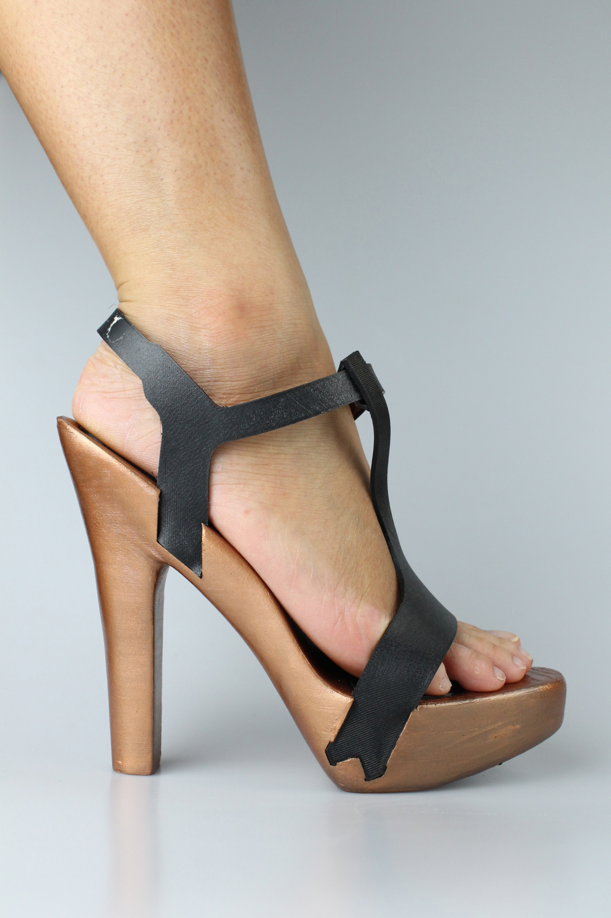 3D Printed High Heels, Because Aphrodite's Shoes Had to ...