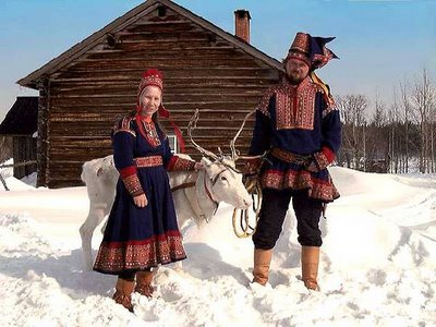 4 Facts About Saami (Lapps)