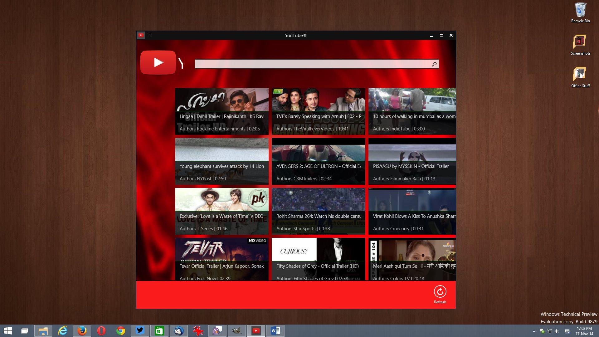 $4 YouTube App Arrives on Windows 8