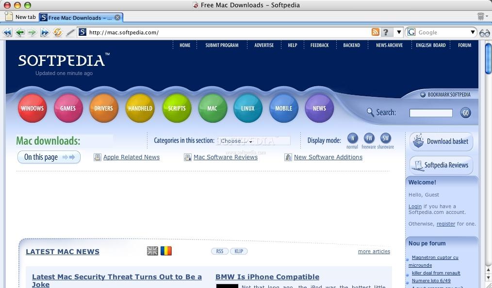 A Dangerous Triangle: Opera Browser - Adobe Flash Player - Apple Mac