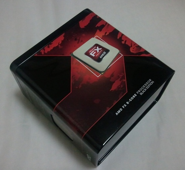 AMD FX-8120 Bulldozer Processor Listed by Ukrainian Retailer